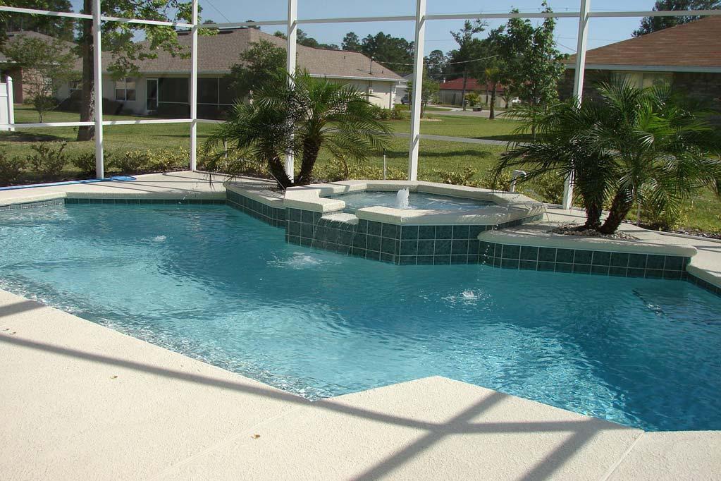 Bonham TX pool-spa leak repair